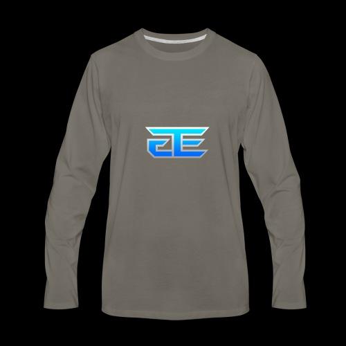 Exact Gaming - Men's Premium Long Sleeve T-Shirt