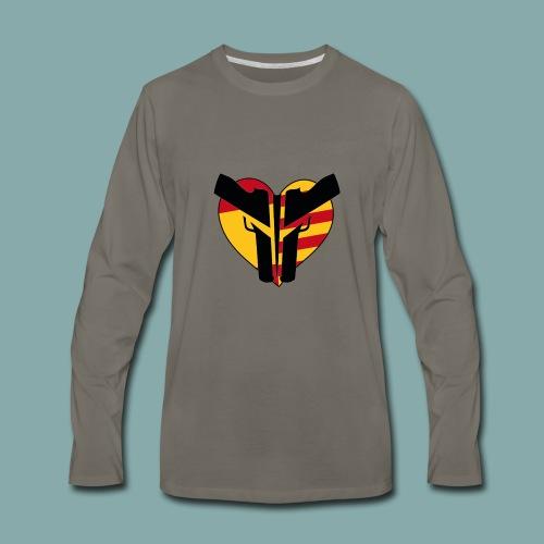 ESP/CAT Police - Men's Premium Long Sleeve T-Shirt