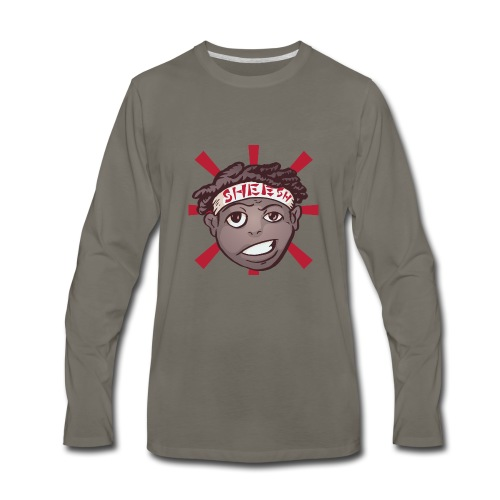 Sheesh Gang - Men's Premium Long Sleeve T-Shirt