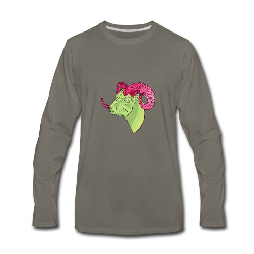 Goat - Men's Premium Long Sleeve T-Shirt