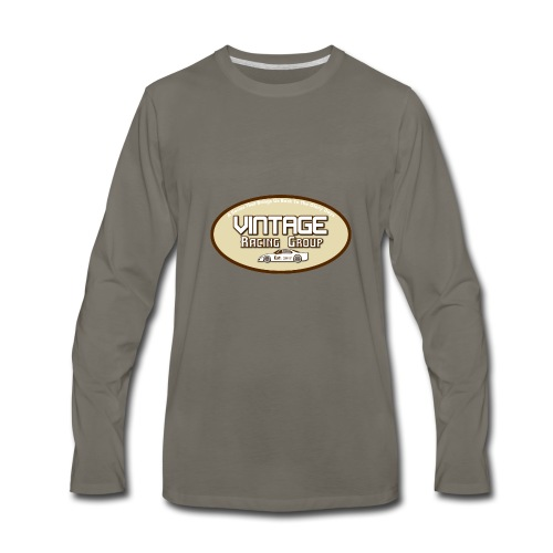 Vintage Racing Group - Men's Premium Long Sleeve T-Shirt