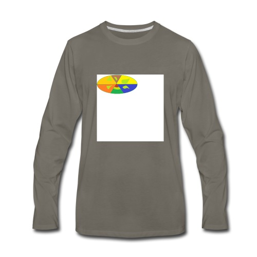 yyy - Men's Premium Long Sleeve T-Shirt