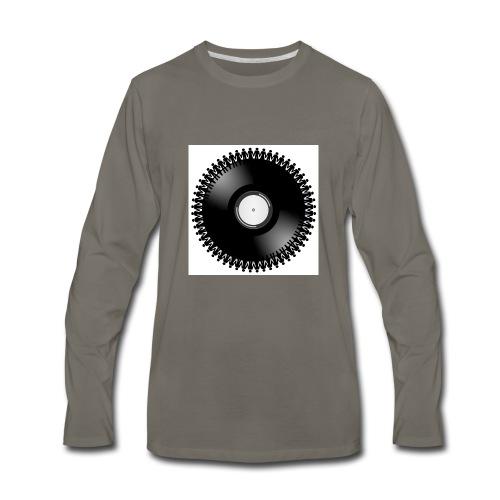 Vinyl OneLove - Men's Premium Long Sleeve T-Shirt