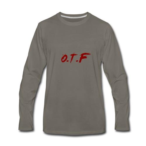 OnlyTheFamily - Men's Premium Long Sleeve T-Shirt