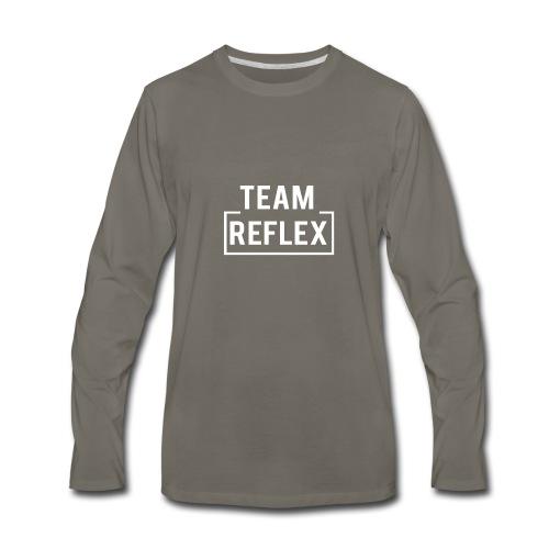 Team Reflex - Men's Premium Long Sleeve T-Shirt