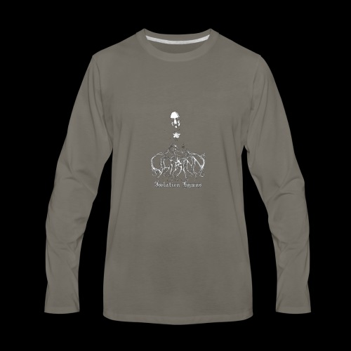 Ulfrinn- Isolation Hymns Design - Men's Premium Long Sleeve T-Shirt