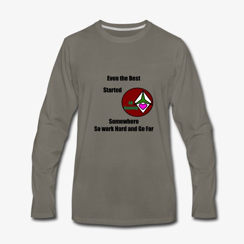 E8 Inspiration - Men's Premium Long Sleeve T-Shirt