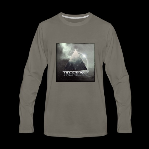 Trentcast Graphic - Men's Premium Long Sleeve T-Shirt