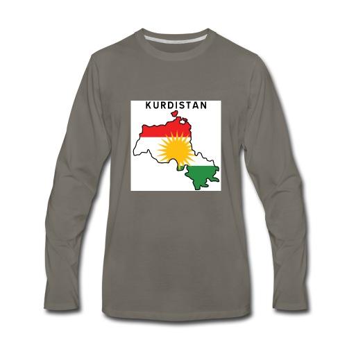 Kurdistan! - Men's Premium Long Sleeve T-Shirt