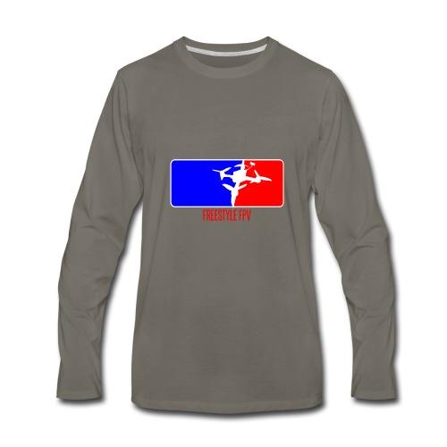 MAJOR LEAGUE - Men's Premium Long Sleeve T-Shirt