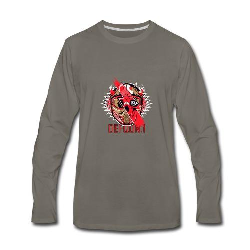 DEFQON 1 - Men's Premium Long Sleeve T-Shirt