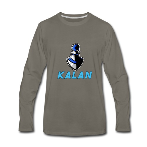 Kalan - Men's Premium Long Sleeve T-Shirt