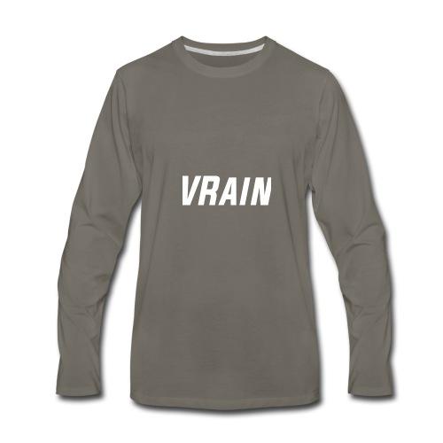 VRaindesign - Men's Premium Long Sleeve T-Shirt