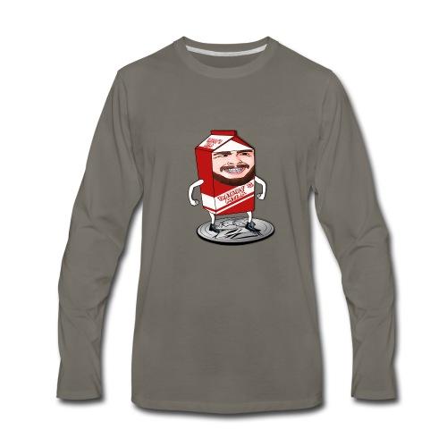 Daddy's Milk - Men's Premium Long Sleeve T-Shirt