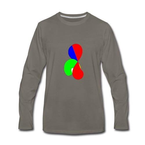 design 32 #2 - Men's Premium Long Sleeve T-Shirt