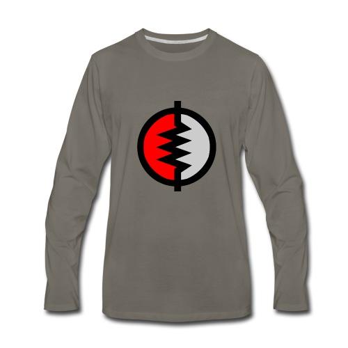 sacred logo - Men's Premium Long Sleeve T-Shirt