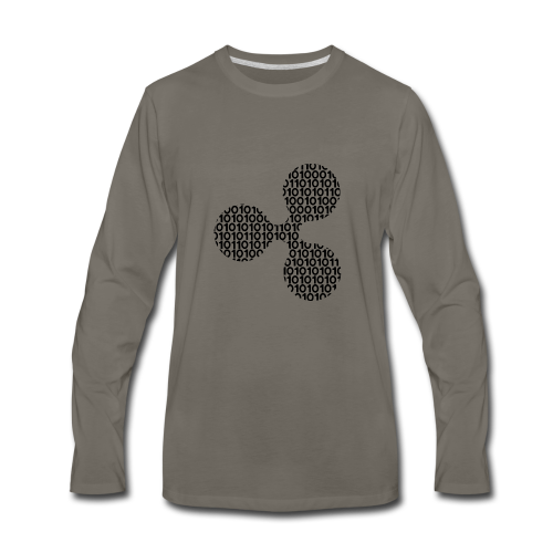 Ripple0110 - Men's Premium Long Sleeve T-Shirt