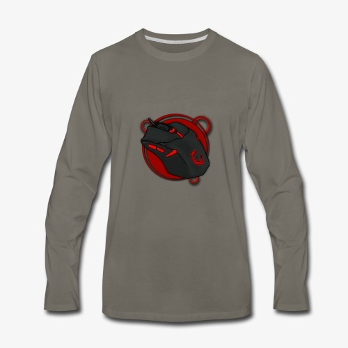 Mouse Gamer - Men's Premium Long Sleeve T-Shirt