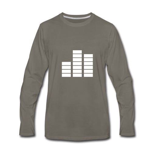 Fouzoradio - Men's Premium Long Sleeve T-Shirt