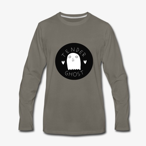 Tender ghost - Men's Premium Long Sleeve T-Shirt