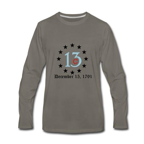 1791 - Design - Men's Premium Long Sleeve T-Shirt