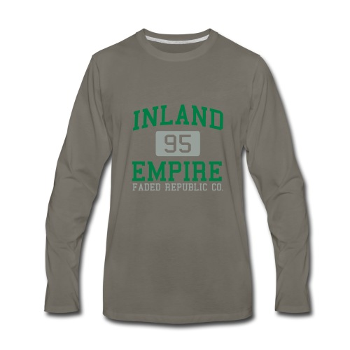 Inland Empire 95 - Men's Premium Long Sleeve T-Shirt