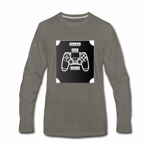 stars the game - Men's Premium Long Sleeve T-Shirt