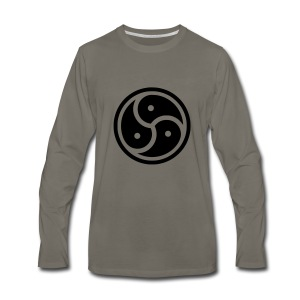 Kink Community Symbol - Men's Premium Long Sleeve T-Shirt