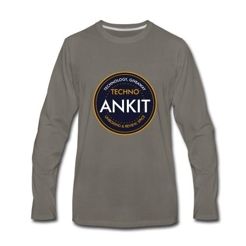 Techno AK - Men's Premium Long Sleeve T-Shirt