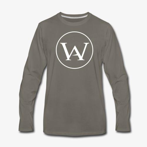 WA - Men's Premium Long Sleeve T-Shirt