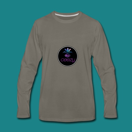 Outerspace - Men's Premium Long Sleeve T-Shirt