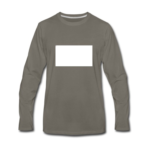 gin - Men's Premium Long Sleeve T-Shirt