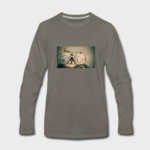 FUNNY MOMENTS - Men's Premium Long Sleeve T-Shirt
