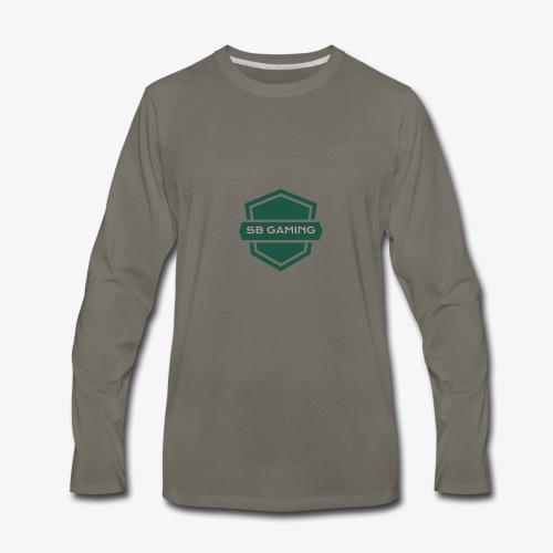 New And Improved Merchandise! - Men's Premium Long Sleeve T-Shirt