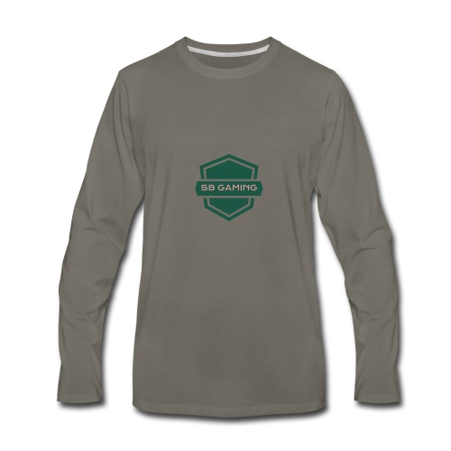 New And Improved Merchandise! - Men's Premium Long Sleeve T-Shirt