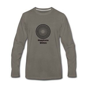 Happiness Within - Men's Premium Long Sleeve T-Shirt