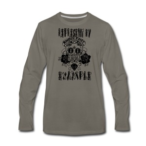 KNOWLEDGE - Men's Premium Long Sleeve T-Shirt