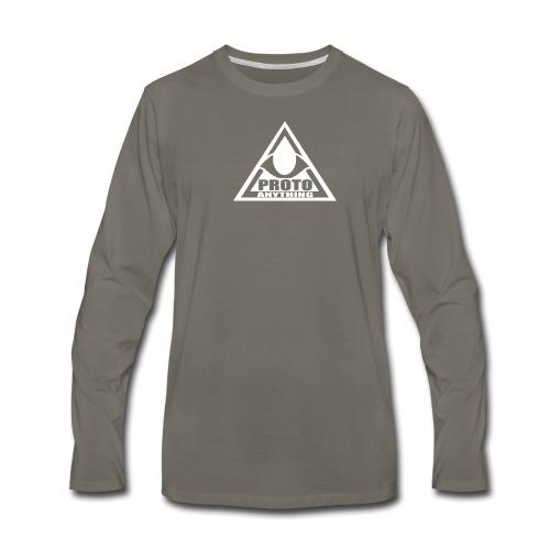 PROTO ANYTHING - Men's Premium Long Sleeve T-Shirt