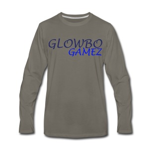 GlowBo's : The Fancy Fashion! - Men's Premium Long Sleeve T-Shirt