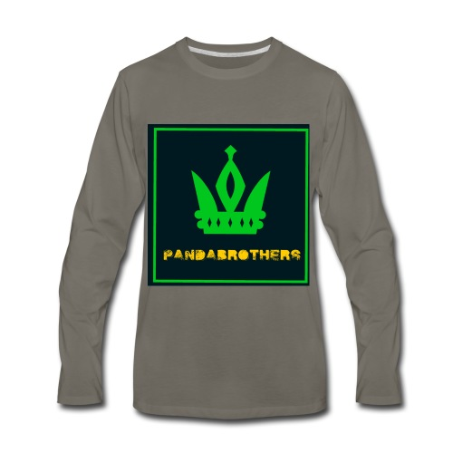 YouTube Channel gifts - Men's Premium Long Sleeve T-Shirt