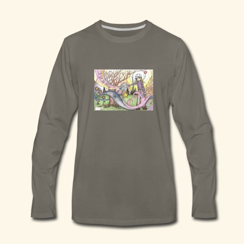 fantasy - Men's Premium Long Sleeve T-Shirt
