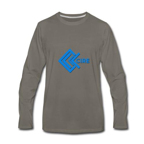 Cire Clothing - Men's Premium Long Sleeve T-Shirt