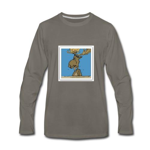 seasonedcrumbs - Men's Premium Long Sleeve T-Shirt