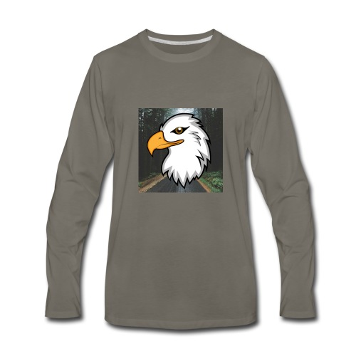 NixieSqwa Profile Pic - Men's Premium Long Sleeve T-Shirt