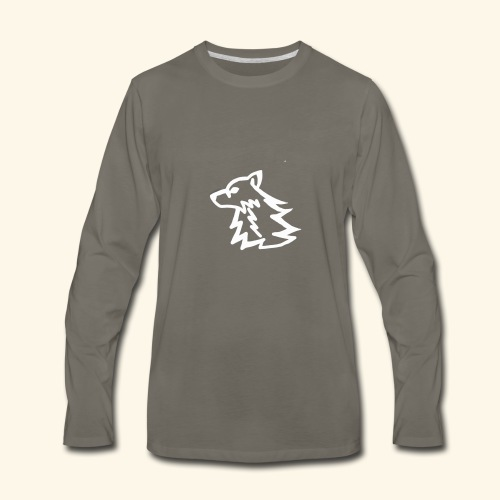 iFire Hoodie - Men's Premium Long Sleeve T-Shirt