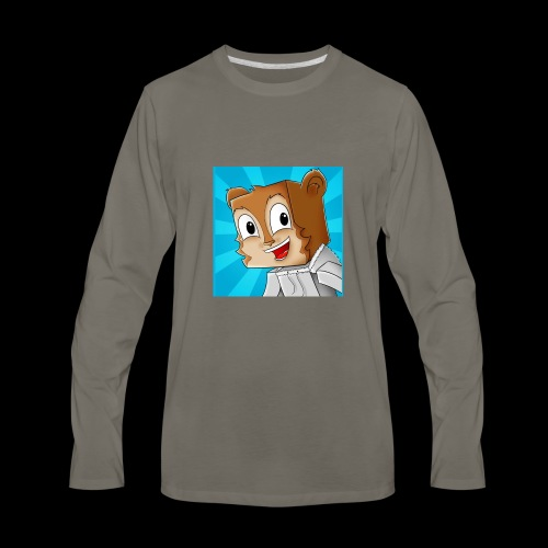 ChipmunkGaminz - Men's Premium Long Sleeve T-Shirt