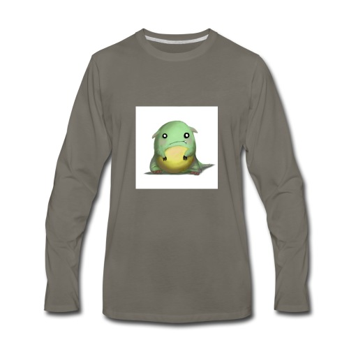 the 360 derp beast logo shirt for fans - Men's Premium Long Sleeve T-Shirt