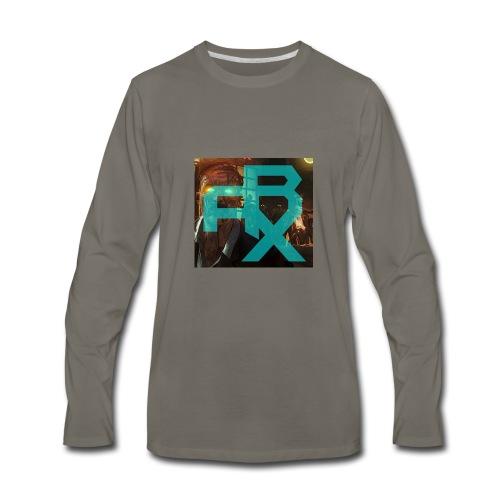 THE ARX LOGO - Men's Premium Long Sleeve T-Shirt