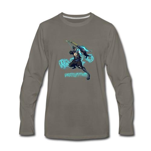 Hanzo Dragonstrike Phun - Men's Premium Long Sleeve T-Shirt