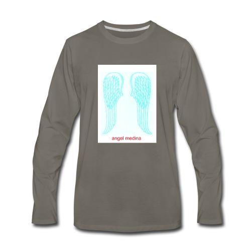 angels - Men's Premium Long Sleeve T-Shirt